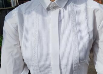 Ubaldo Spaanse blouse